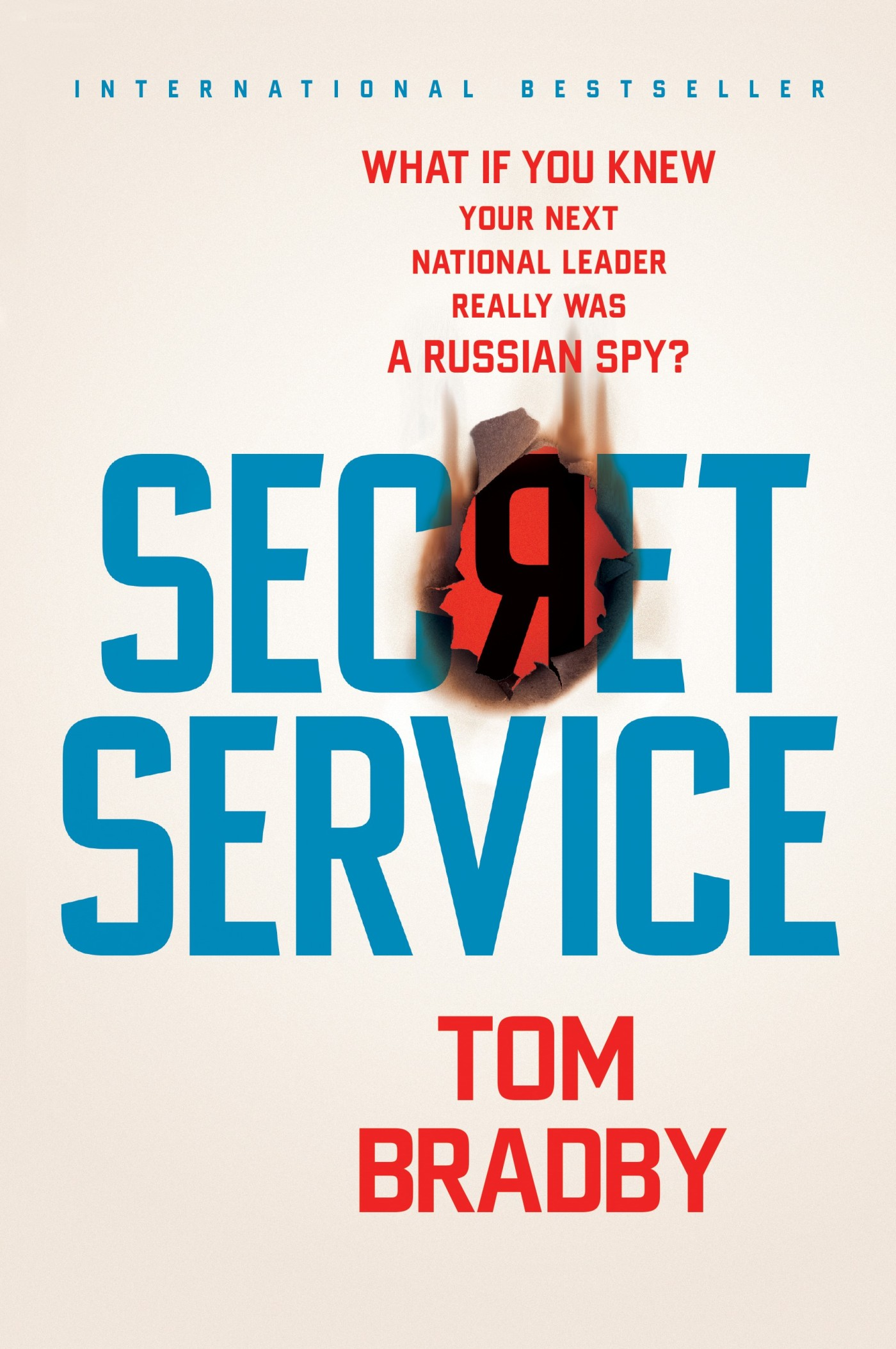 Secret Service by Tom Bradby